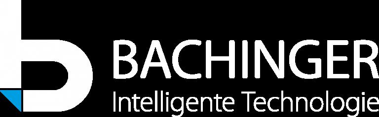Kontakt Logo bachinger GmbH